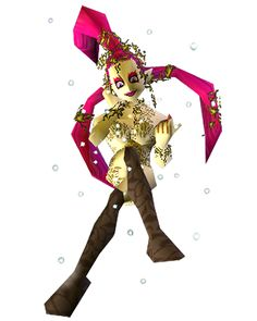 The Great Fairy from Zelda: Ocarina of Time