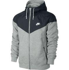 Nike Men's NTF Overlay Fleece Full Zip Running Hoodie - Dick's Sporting Goods