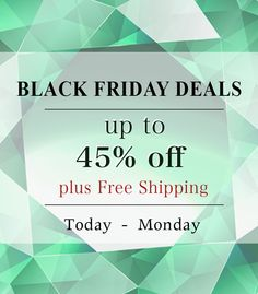 BLACK FRIDAY DEALS - Gold jewelry on sale