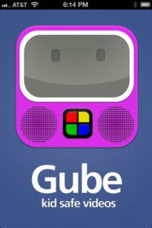 Gube is a cool, safe YouTube alternative for kids.