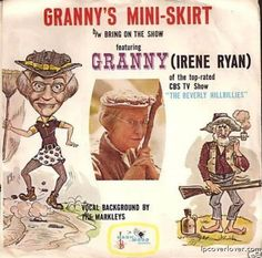 Granny's Miniskirt