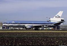 KLM - Royal Dutch Airlines PH-DTL McDonnell Douglas DC-10-30 aircraft picture