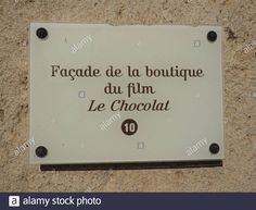 Download this stock image: Flavigny-sur-Ozerain famous for Anis de l'Abbaye de Flavigny - an Aniseed factory and the film location of the movie chocolat starring Johnny Depp - 2AY37F4 from Alamy's library of millions of high resolution stock photos, illustrations and vectors: Image 14: Alamy: pin 20. Johnny Depp Images, Filming Locations, Vectors, Illustrations, Stock Photos, Stars, Movies, Films, Illustration