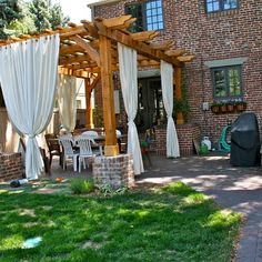 Pergola - traditional - deck - denver - Bloom Concrete & Landscape