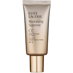 Estée Lauder Revitalizing Supreme Global Anti-Aging SPF 10 online... ($67) ❤ liked on Polyvore featuring beauty products, skincare, face care, face moisturizers, estee lauder face moisturizer, estée lauder and anti aging face moisturizer