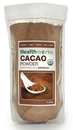 FOOD OF THE INCAS: HealthWorks-Wild Organic Peruvian Maca Root ...