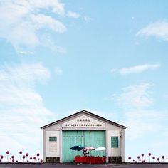 Sejkko Instagram Lonely Houses .