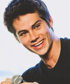 I am literly in love with dylan O'Brian. Thanks for being amzing and everything babe!!!