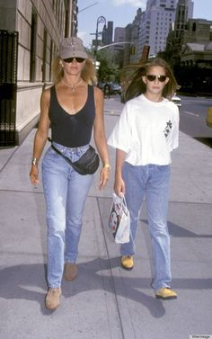 Mothers & Daughters Who Match: From Yolanda Foster & Bella Hadid to Beyoncé…