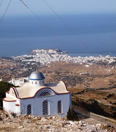 Τήνος Mykonos, Tinos Greece, Greek Beauty, Us Sailing, Greek Islands, Taj Mahal, Sunrise, Earth, In This Moment