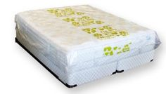 Bio Degradable Bed Bug Mattress Bag Queen Full For Transport And Storage Home Kitchen