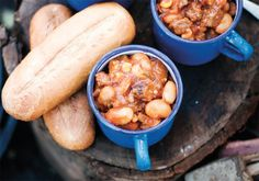 Camping recipe: Cowboy stew