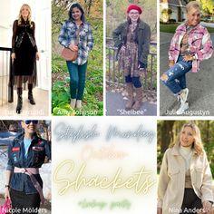 Amy's Creative Pursuits: October Stylish Monday - Shackets