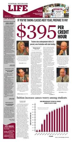 Central Michigan Life - Central Michigan University's Premier News Source and Student Voice Since 1919
