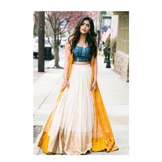 Latest Jacket Style Lehenga Designs - Will Catch Everyone's Attention - Designer Dresses Couture Indian Wedding Outfits, Indian Outfits, Indian Clothes, Indian Attire, Indian Wear, Jacket Lehenga, Indian Gowns Dresses, Pakistani Dresses, Pakistani Suits