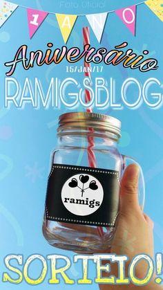 FULL STORY=> http://ift.tt/2jPmsOS SORTEIO #RaniversárioRamigsBlog