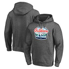 Get pumped up and ready for the 2021 NHL Outdoors at Lake Tahoe by grabbing this Event Pullover Hoodie. This Fanatics Branded gear features bold graphics that will help you commemorate this exciting event. No matter who you're rooting for, everyone will know you're a loyal NHL fan when they catch a glimpse of this sweet gear. Golden Knights Hockey, Vegas Golden Knights, Lake Tahoe, Hoodies, Sweatshirts, Nhl, Charcoal, Outdoors, Graphics