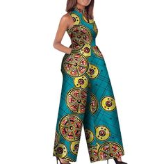Item Type: Africa ClothingSpecial Use: Traditional ClothingGender: WomenMaterial: CottonType: african womebn jumpsuitGender: WomanSpecial use: Traditional clothingItem type: African ClothingType: African ClothesMeterial: 100% CottonCan be Customized : yesSeason: All the seasonIs lined: YesStyle: african women jumpsuit African Fashion Ankara, African Fashion Designers, African Print Fashion, Africa Fashion, African Print Jumpsuit, African Print Dresses, African Dress, African Attire, African Wear