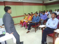 """Training on Team Building & Team Work for Bank Branch Managers & Staff members of Bank Of Baroda. Training by India's favorite Motivational Speaker and Corporate Trainer – Shikhar Prajapati organized training Program on - """"Team Building and Team Work for achieving Excellence in Objectives  For Motivational Session at your campus- pls. contact on – 09351385042 or Email at – personalitydevelopmentindia@gmail.com"""