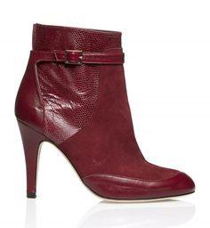Boots hiver 2015-2016 : des bottines Ellips