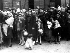 Hungarian Jews from Carpathian Ruthenia (today, mostly in Ukraine) arrive by train at Auschwitz-Birkenau concentration camp. The first transports of Jews from Axis ally Hungary to Auschwitz began in. Margot Frank, Anne Frank, Pearl Harbor, Amon Goeth, Bomba Nuclear, Nuremberg Trials, Remembrance Day, Papa Francisco, Hungary