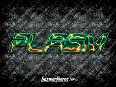 GraphicRiders | Sci-fi style – Plasm (free photoshop style)