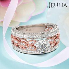 #NewArrival So romantic and gorgeous two tone leaf shape milgrain ring, perfect gift to show your love to your mom! Shop now: http://jeulia.io/2oKPDDI #Club_Glamour #Fashion #Trends #Jewelry #Rings #necklaces #pendants  #jewelry #handmadejewelry #instajewelry #jewelrygram #fashionjewelry #jewelrydesign #jewelrydesigner #FineJewelry #jewelryaddict #bohojewelry #etsyjewelry #vintagejewelry #customjewelry #statementjewelry #jewelrylover #silverjewelry #crystaljewelry #handcraftedjewelry…