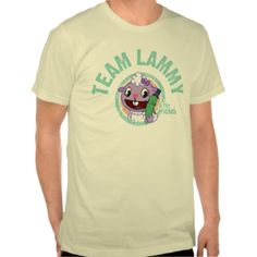 Pledge your allegence to Team lammy & Mr Pickles, everytime you go out
