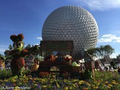 Fresh Epcot: The Flower and Garden Festival with Young Children