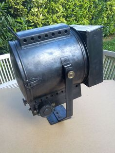 projecteur de cinema, theatre cremer ou falconnet et cie, ideal ...