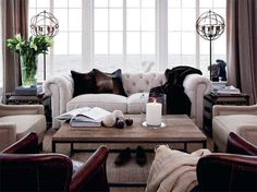 Великолепная мебель из Швеции Artwood | Пуфик - блог о дизайне интерьера