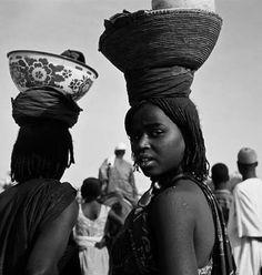 Tchad, Fort-Lamy, 1966, Photo Léonard Gianadda, Médiathèque Valais-Martigny