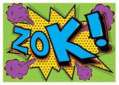Boom!, Pop Art Implosion! Poster - Buy Online