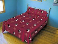 FSU College Dorm Sheets- Twin XL size