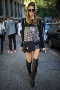 20 MFW STREET STYLE SNAPS