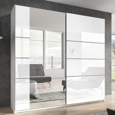 Sliding Wardrobe for Your Trendy Home Furnishing - goodworksfurniture Bedroom Cupboard Designs, Wardrobe Design Bedroom, Luxury Bedroom Design, Bedroom Bed Design, Bedroom Cupboards, Bathroom Interior Design, Modern Wardrobe, Sliding Door Wardrobe Designs, Discount Furniture Stores