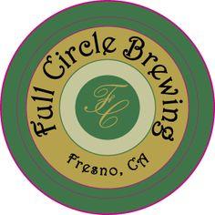 Full Circle Brewing Decal