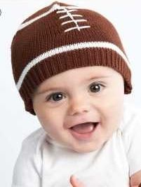 For WFU Football season this fall. baby hat