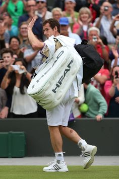 Murray @JugamosTenis #tennis #tenis #Wimbledon