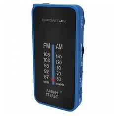 Radio Portatile BRIGMTON BT224 Azzurro BRIGMTON 17,00 € Se sei un appassionato d'informatica ed elettronica, ti piace stare al passo con la più recente tecnologia senza lasciarti sfuggire nessun dettaglio, acquista Radio Portatile BRIGMTON BT224 Azzurroal miglior prezzo.