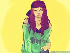 How to Have Girl Swag. Having girl swag means having confidence Be Confident, being yourself original, and looking cute without a care what others will think. Having swag isn't just about the wardrobe -- it's a way of life. Deviantart Comic, Girl Swag, Kos, Love Story, Disney Characters, Fictional Characters, Hipster, Comics, Disney Princess