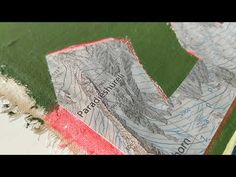 Vid 6 Visual Artist Sige Nagels showing this creation process with you - YouTube