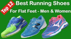 9725c6243c08 12 Best Running Shoes for Flat Feet Men Women images in 2019 ...