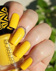 My Polish Stash: Catrice ~ Sunny Side from the L'Afrique C'est Chique collection