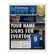 Check out our chelsea fc selection for the very best in unique or custom, handmade pieces from our shops. Gifts For Football Fans, Newspaper Printing, Personalized Football, Football Memorabilia, Team Coaching, Everton Fc, Chelsea Fc, Name Signs, Gifts For Teens
