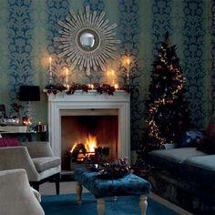Fantastic ideas for Christmas Home Decorating vogue