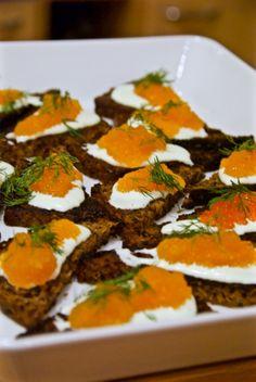 Keittiön tervehdys © Hanna Stolt |Gurmee.net Net
