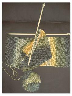 Tricotando - ando =D