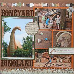The Boneyard - Dinoland U.S.A.