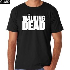 The Walking Dead Print SHirt
